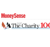 MoneySense 2017 Charity Ratings
